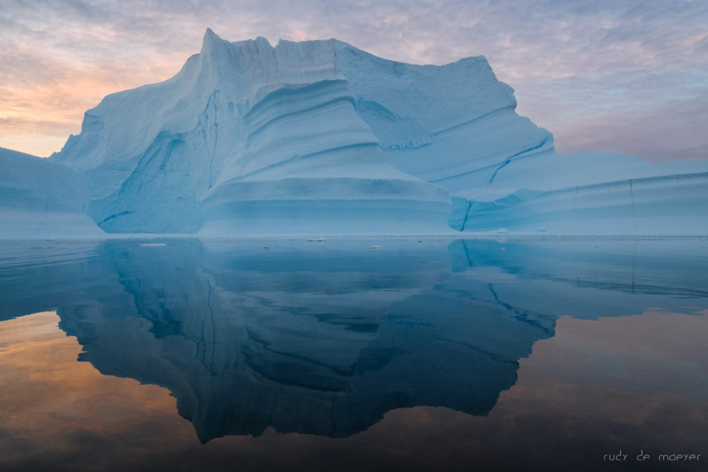 Arctic reflection