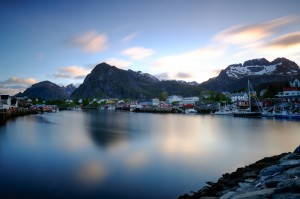 Sorvagen, Lofoten