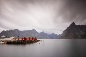 Hamnoy Harbor